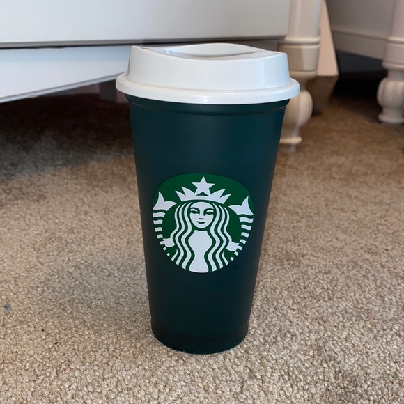 STARBUCKS HOLIDAY TEMPERATURE CHANGING CUP